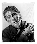 The Curse Of Frankenstein Christopher Lee 1957 Tapestry