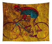 The Cyclist Tapestry