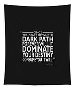 The Dark Path Tapestry
