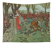 The Death Of Death Tapestry