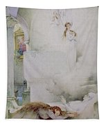 The Death Of The Virgin Tapestry