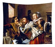 The Dentist, 1629 Tapestry