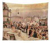 The Departure Of The Volunteers 1792 Tapestry