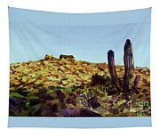 The Desert Place Tapestry