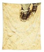 The Desert Wanderer Tapestry