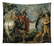 The Dismissal Of The Lictors Tapestry