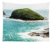 The Doughboys Island Landscape Tapestry