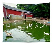 The Duck Pond Tapestry
