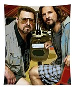 The Dude Abides, The Big Lebowski Tapestry