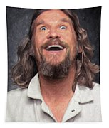 The Dude Tapestry
