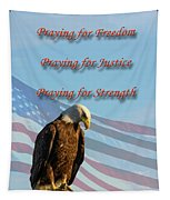 The Eagles Prayer Tapestry