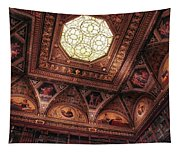 The East Room Ceiling Tapestry