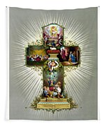 The Easter Cross Tapestry