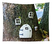 The Elf House Tapestry