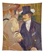 The Englishman  Tapestry