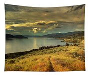 The Evening Calm Tapestry