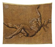 The Fall Of Icarus Tapestry