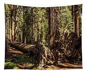 The Fallen Giant Tapestry