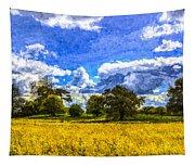 The Farm Art Tapestry