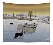 The Fells In Winter Tapestry