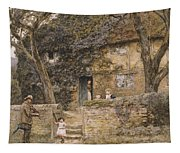 The Fiddler Tapestry