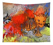 The Firecat Tapestry