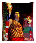 The Flame Thrower Tapestry
