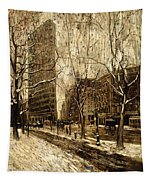 The Flatiron Building 1 Tapestry
