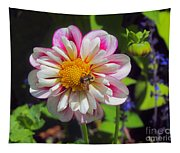 The Flower Keeper Tapestry