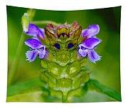 The Flower King Tapestry