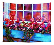 The Flowerbox Tapestry