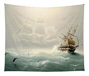 The Flying Dutchman Tapestry