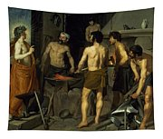The Forge Of Vulcan Tapestry