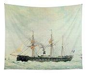 The French Battleship Tapestry
