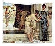 The Frigidarium Tapestry