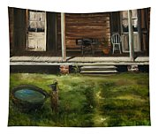 The Front Porch Tapestry
