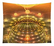 The Galactic Mirror Ball Tapestry