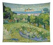The Garden Of Daubigny Tapestry