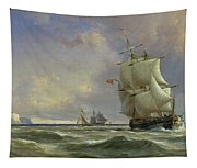 The Gathering Storm Tapestry