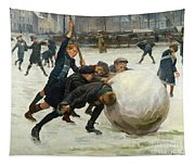 The Giant Snowball Tapestry