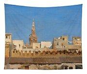 The Giralda. Seville Tapestry