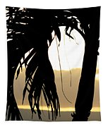 The Glow Of Maui Tapestry