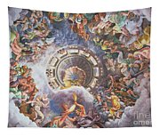 The Gods Of Olympus Tapestry