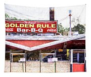 The Golden Rule Bbq In Birmingham Tapestry