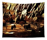 The Golden Years Tapestry