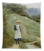 The Goose-girl  Tapestry