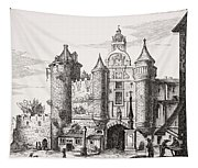 The Great Chatelet Of Paris. Principal Tapestry