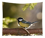 The Great Tit   Tapestry