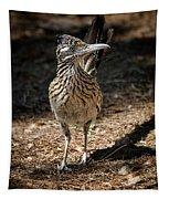 The Greater Roadrunner Walk  Tapestry