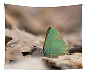 The Green Hairstreak Tapestry
